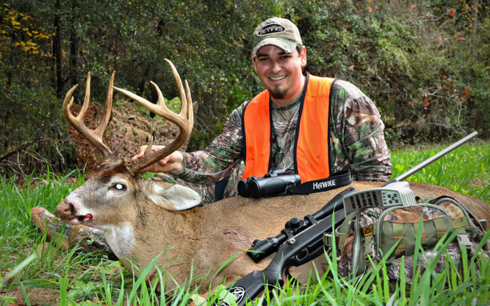 Backwoods Life Outfitters—Buck Daze Charity Hunt